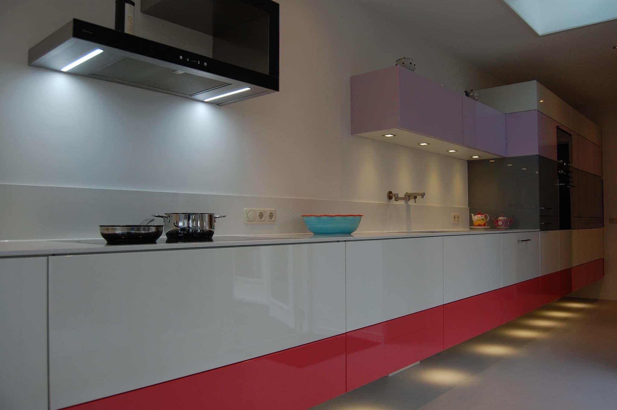 keuken spuiten Bart Dijkhof