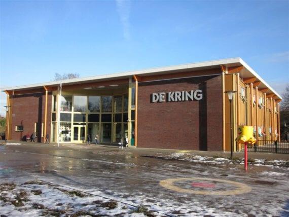 g nieuwbouw school